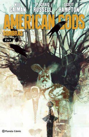 American Gods: Sombras (2 de 9) por Neil Gaiman, P. Craig Russell, Scott Hampton, Bill Sienkiewicz