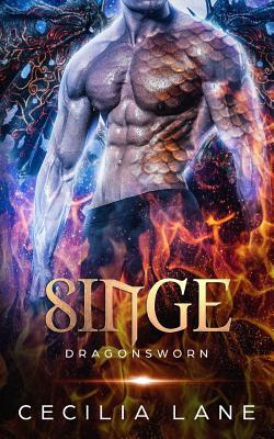 Singe Dragonsworn 2 By Cecilia Lane