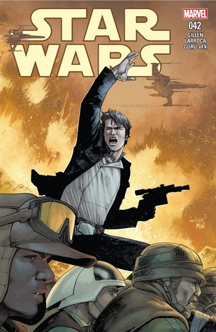 Star Wars #42 The Ashes of Jedha, Part V
