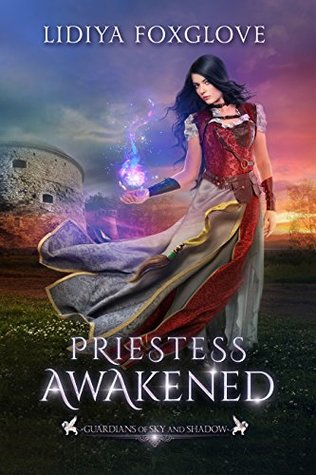 Priestess Awakened (Guardians of Sky and Shadow, #1)
