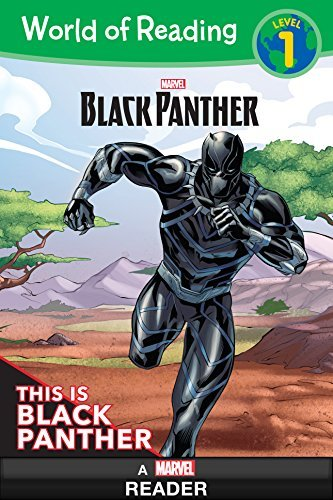 World of Reading: This is Black Panther: Level 1