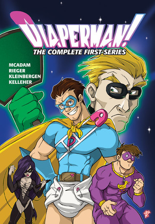 Diaperman: The Complete First Series