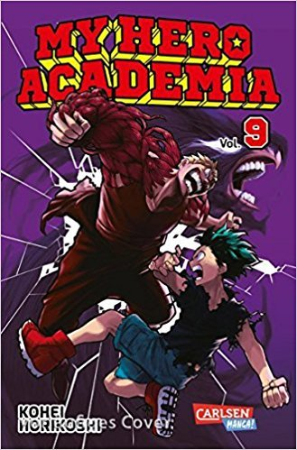 My Hero Academia, Vol. 9: My Hero
