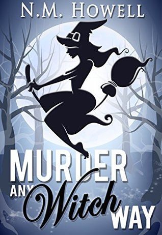 Murder Any Witch Way (Brimstone Bay #1)