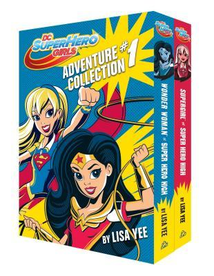 The DC Super Hero Girls Adventure Collection #1