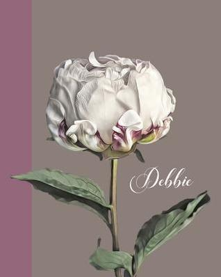Debbie: Journal/Notebook/Diary