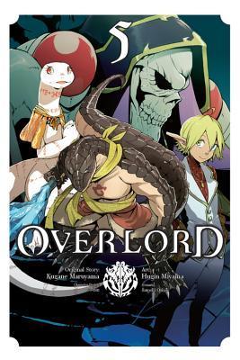 Overlord, Vol. 5 (manga) (Overlord, #5) por Kugane Maruyama, Satoshi Oshio, Fugin Miyama, so-bin