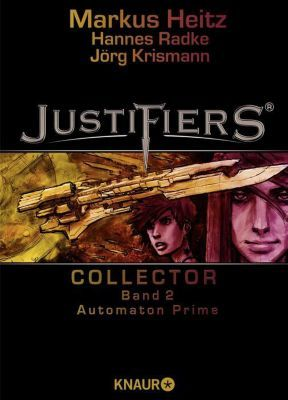 Automaton Prime (Justifiers #2)