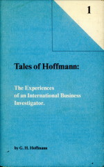 Tales of Hoffman: The experiences of an International Business Investigator