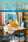 Pressing the Issue (Cookbook Nook Mystery, #6)