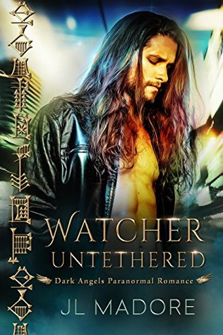 Watcher Untethered by J.L. Madore