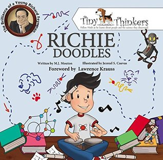 Richie Doodles: The Brilliance of a Young Richard Feynman