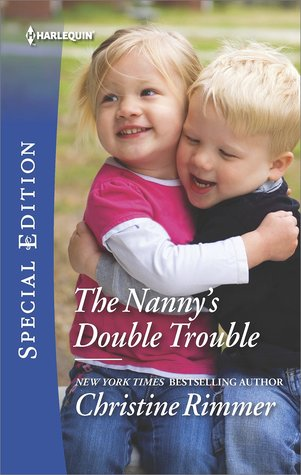 The Nanny's Double Trouble (The Bravos of Valentine Bay #1)