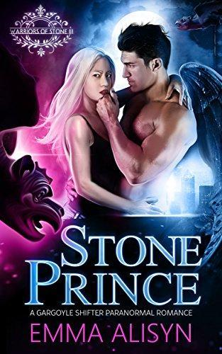 Stone Prince (Warriors of Stone #3)