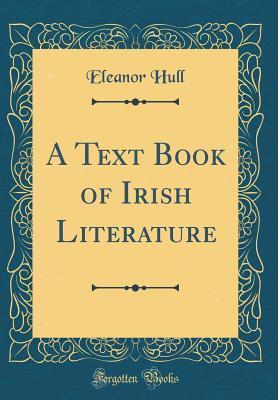 A Text Book of Irish Literature