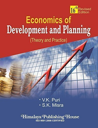 Economics of Development and Planning—Theory and Practice