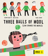 Three Balls of Wool by Henriqueta Cristina