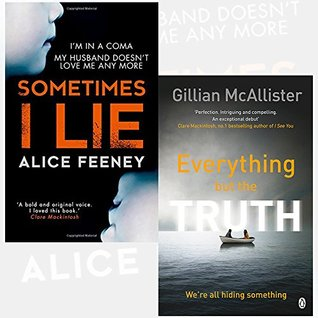 Sometimes I Lie and Everything but the Truth 2 Books Bundle Collection