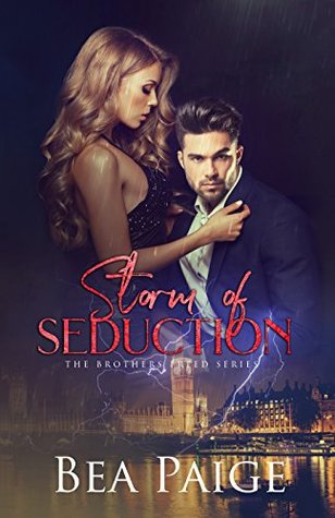 Storm of Seduction (Brothers Freed, #2)