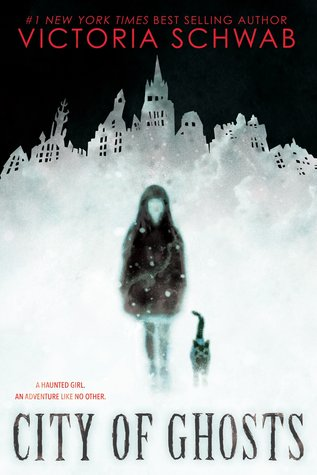 City of Ghosts (City of Ghosts, #1)