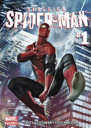 Superior Spider-Man 01 (Superior Spiderman Ovni Press, #1)