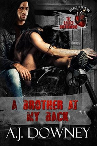 A Brother At My Back (The Sacred Brotherhood #6)