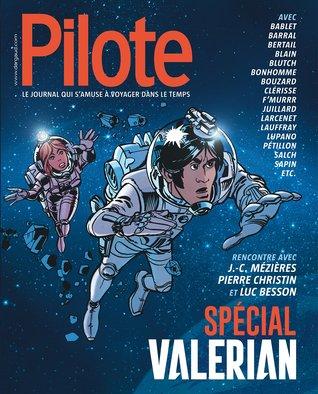 Pilote - Spécial Valérian by Jean-Claude Mézières