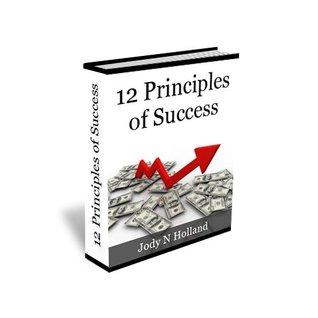 12 Principles of Success