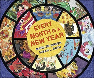 Every Month Is a New Year by Marilyn Singer