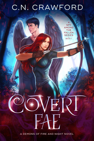 Covert Fae (A Spy Among the Fallen, #1)