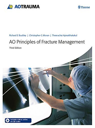 AO Principles of Fracture Management: Vol. 1: Principles, Vol. 2: Specific fractures: 1-2