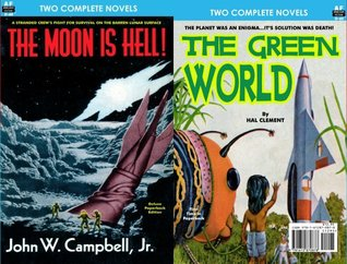 The Moon Is Hell, the & Green World