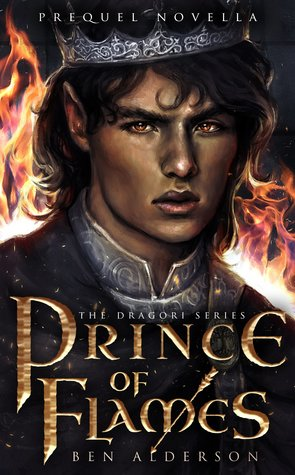 Prince of Flames (The Dragori #0)