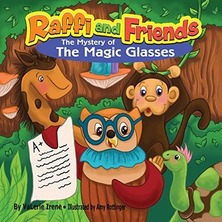 Raffi and Friends - The Mystery of the Magic Glasses