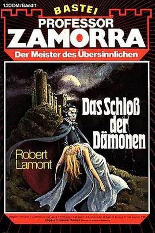 Professor Zamorra 1: Das Schloß der Dämonen