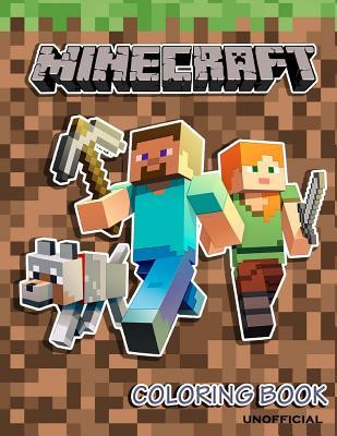 Minecraft Coloring Book (Unofficial)