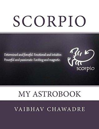 Scorpio: My AstroBook