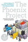 Book cover for The Phoenix Project: A Novel about IT, DevOps, and Helping Your Business Win