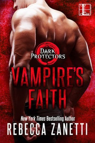 Vampire's Faith (Dark Protectors #8)