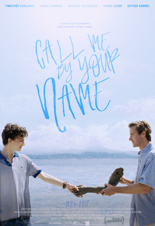 Call Me By Your Name - Screenplay