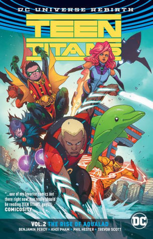 Teen Titans Vol. 2: The Rise of Aqualad