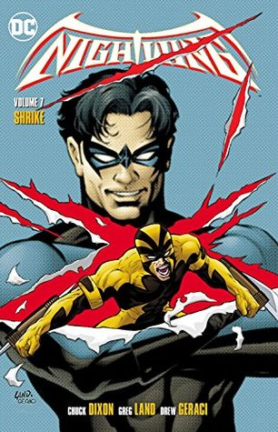 Nightwing Volume 7: Shrike