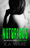 Notorious (The DeLuca Family #3)