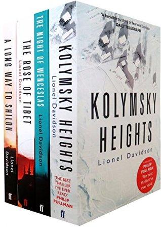 Lionel Davidson Collection 4 Books Set
