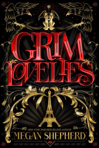Preorder Grim Lovelies by Megan Shepherd