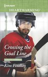 Crossing the Goal Line (A Hockey Romance #1)