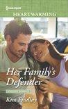 Her Family's Defender (A Hockey Romance #2)