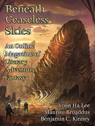 Beneath Ceaseless Skies Issue #244, Special Double-Issue for BCS Science-Fantasy Month 4