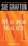M Is For Malice (Kinsey Millhone, #13)