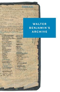 Ebook Walter Benjamin's Archive: Images, Texts, Signs by Walter Benjamin DOC!